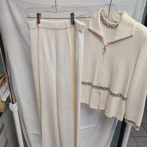 Women's St. John 3 Piece Suit